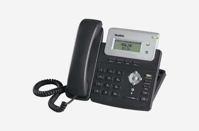 Yealink IP Phones SIP-T21P E2